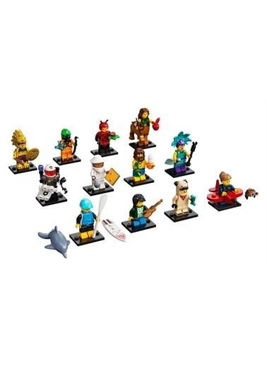 Lego 71029 Lego® Minifigür Seri 21 / +5 Yaş Renkli